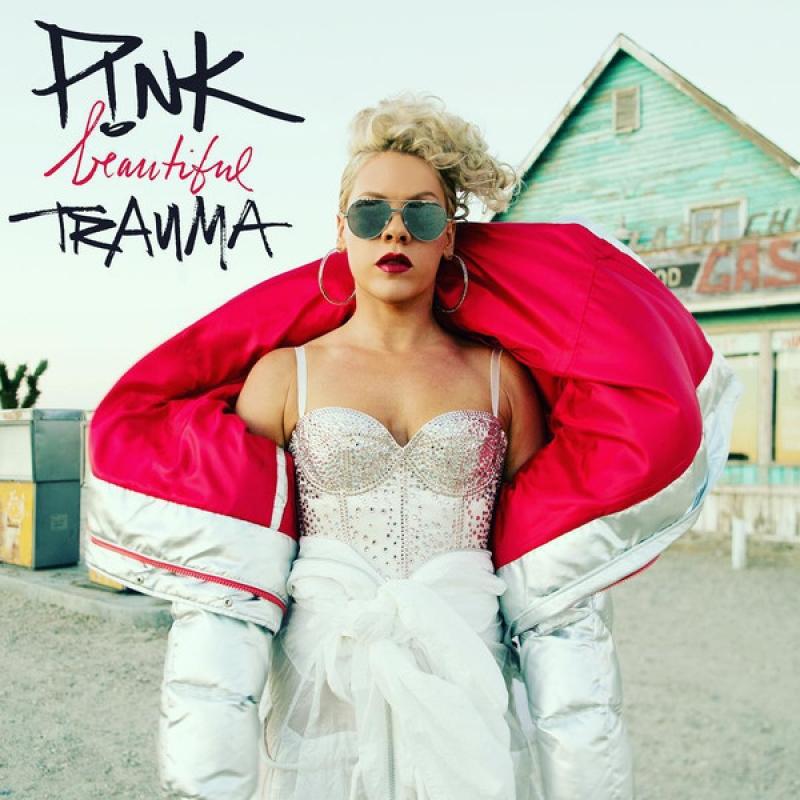 CD PINK - Beautiful Trauma (CD)