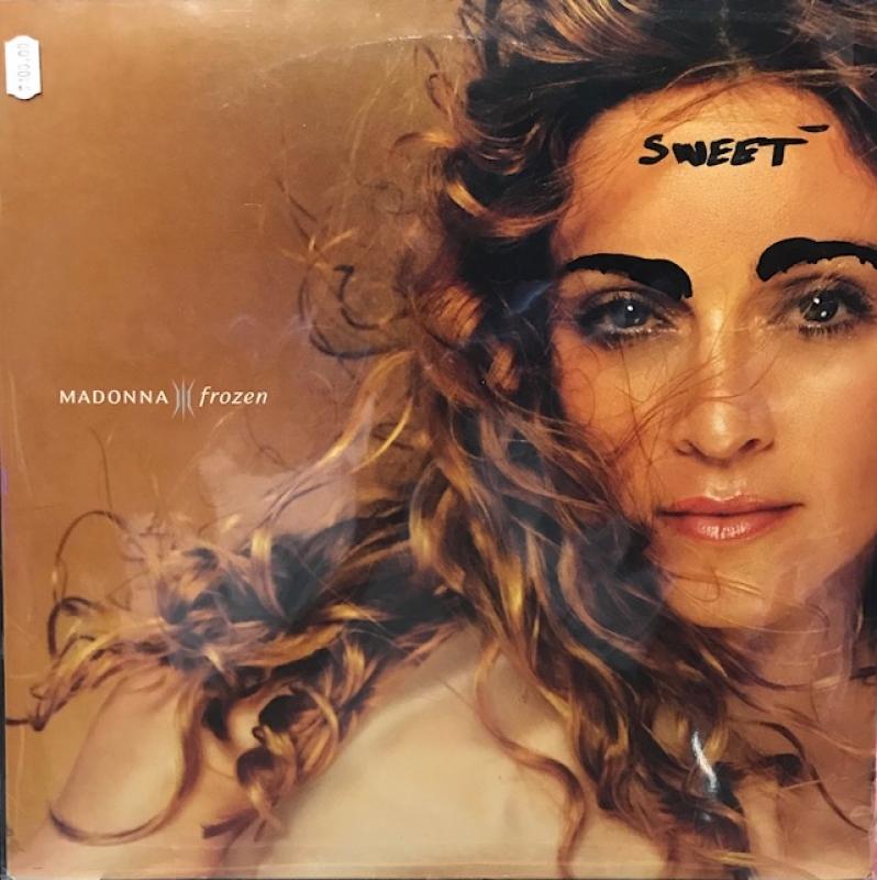 LP Madonna - Frozen VINYL IMPORTADO (SEMI NOVO)