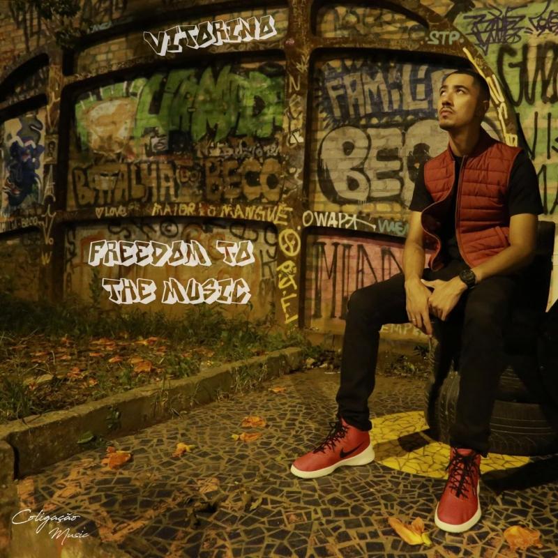VITORINO - Freedom To The Music (CD)