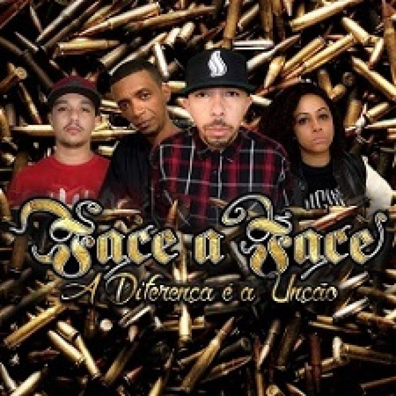 Face A Face - A Diferenca E A Uniao (CD) Rap Nacional