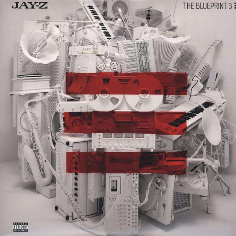 LP Jay-Z - The Blueprint 3 VINYL DUPLO (IMPORTADO)
