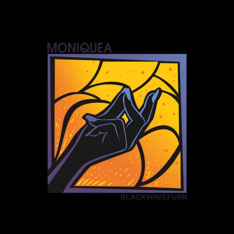 LP Moniquea - Blackwavefunk VINYL (IMPORTADO)