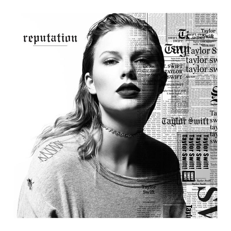 .Taylor Swift - Reputation  (CD)
