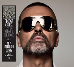 .George Michael - Listen Without Prejudice Vol. 1 (CD DUPLO)