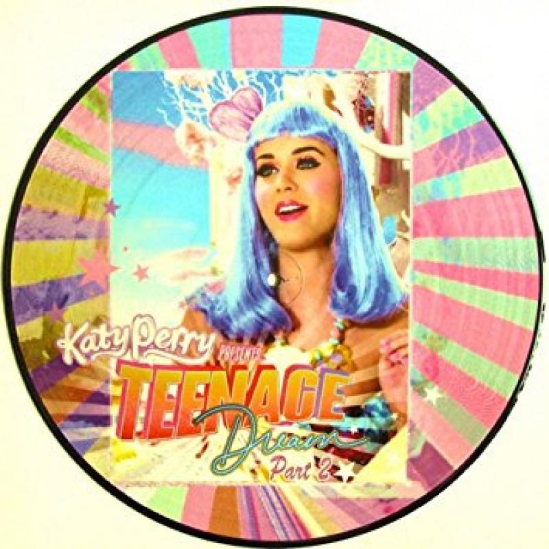 LP Katy Perry - Teenage Dream (Part 2) VINYL (IMPORTADO PICTURE)