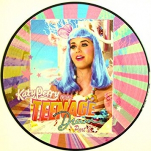 LP Katy Perry ‎- Teenage Dream (Part 2) VINYL (IMPORTADO PICTURE)