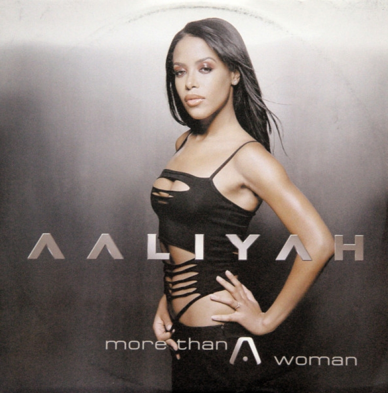 LP Aaliyah ‎- More Than A Woman (VINYL)