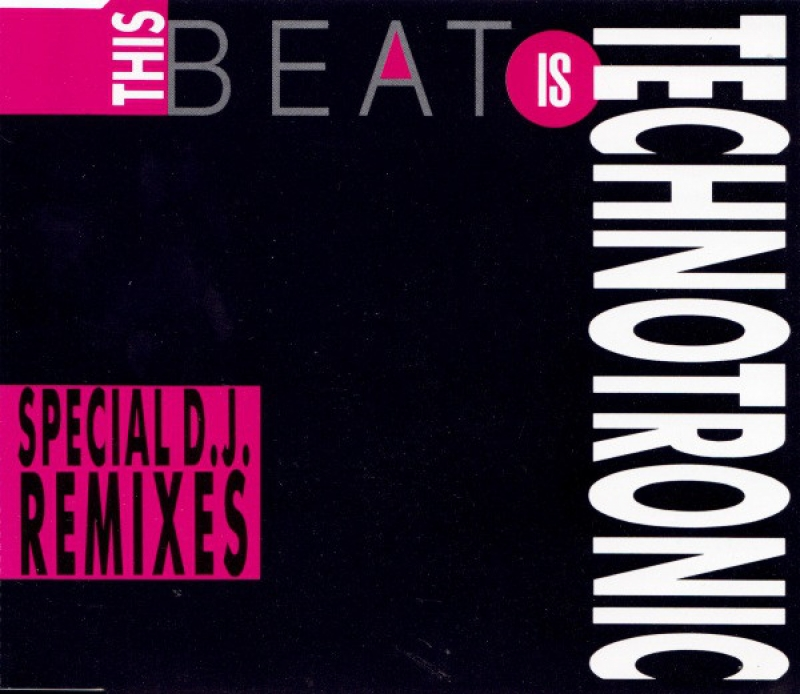 LP Technotronic - This Beat Is Technotronic (Special D.J. Remixes) (VINYL)