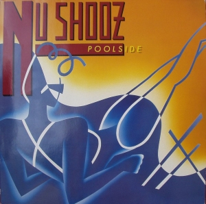 LP Nu Shooz ‎- Poolside (VINYL)
