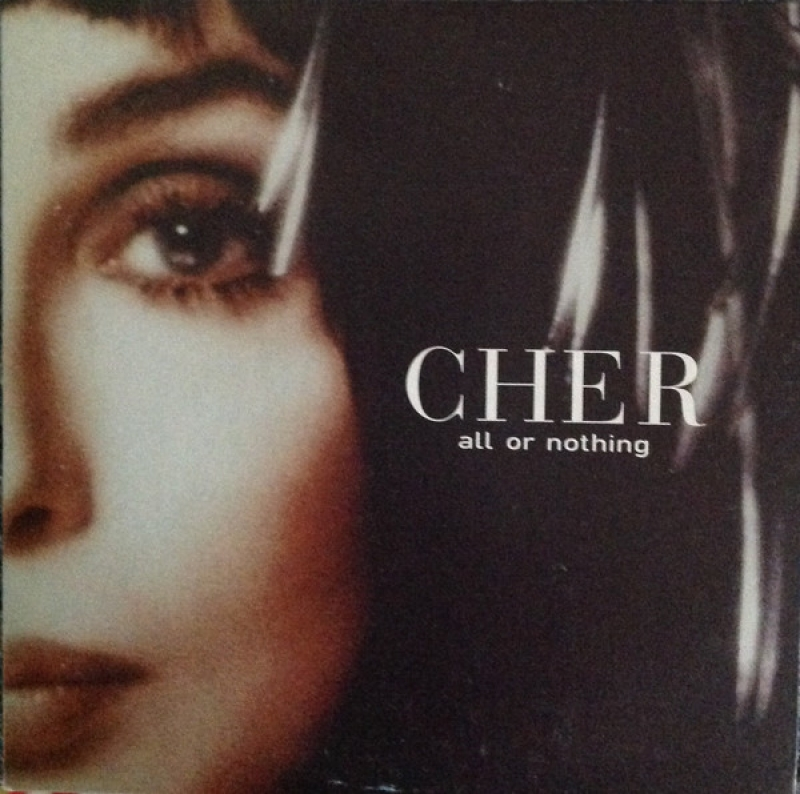 Cher - All Or Nothing CD (SINGLE)