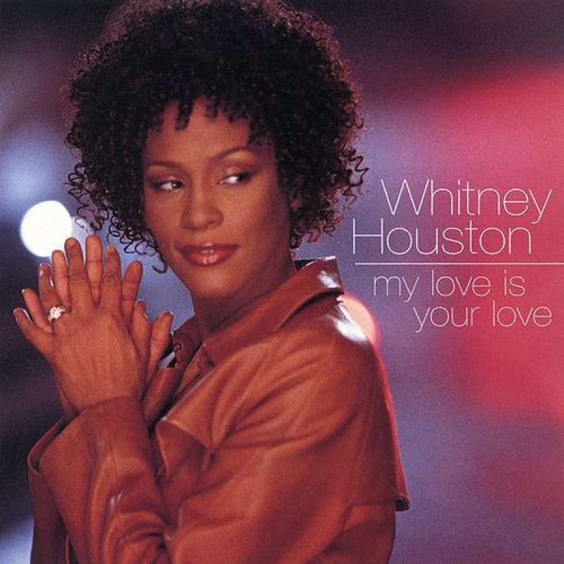 Whitney Houston - My Love Is Your Love CD (SINGLE)