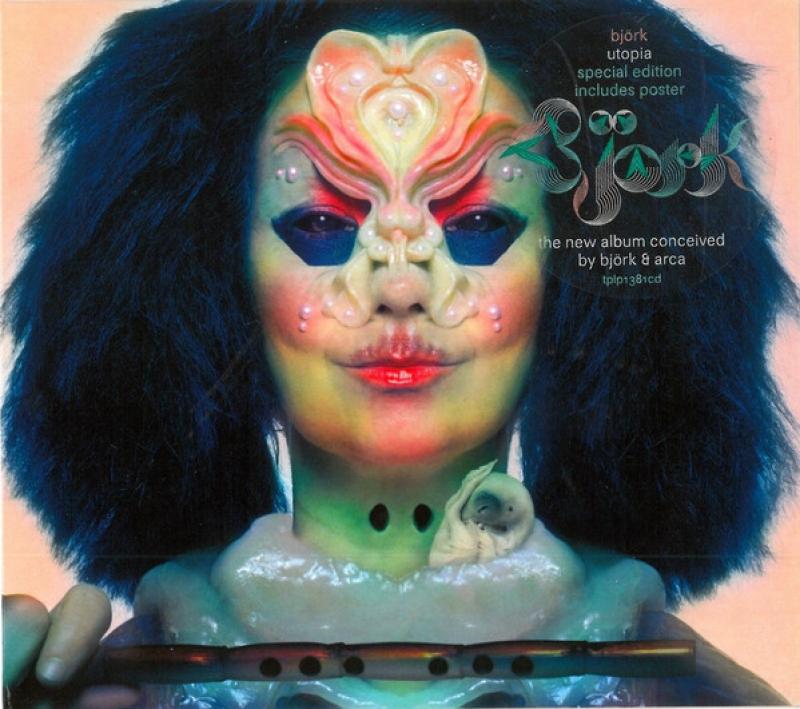 .Bjork - Utopia IMPORTADO (CD)