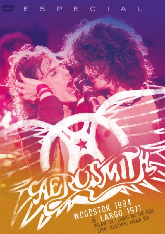Aerosmith - Woodstok 1994 & Largo 1977 (DVD)