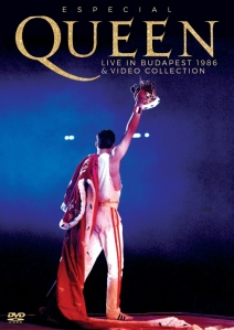 Queen - Especial Queen - Live In Budapest 1986 & Video Collection - (DVD)