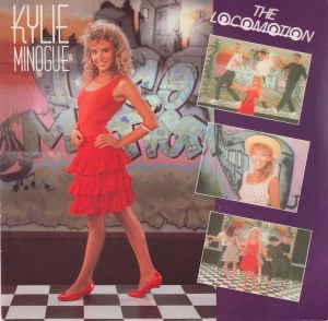 LP Kylie Minogue - The Loco-Motion VINYL (7 POLEGAS)