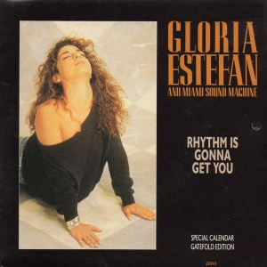 LP Gloria Estefan And Miami Sound Machine - Rhythm Is Gonna Get You VINYL (7 POLEGADAS)