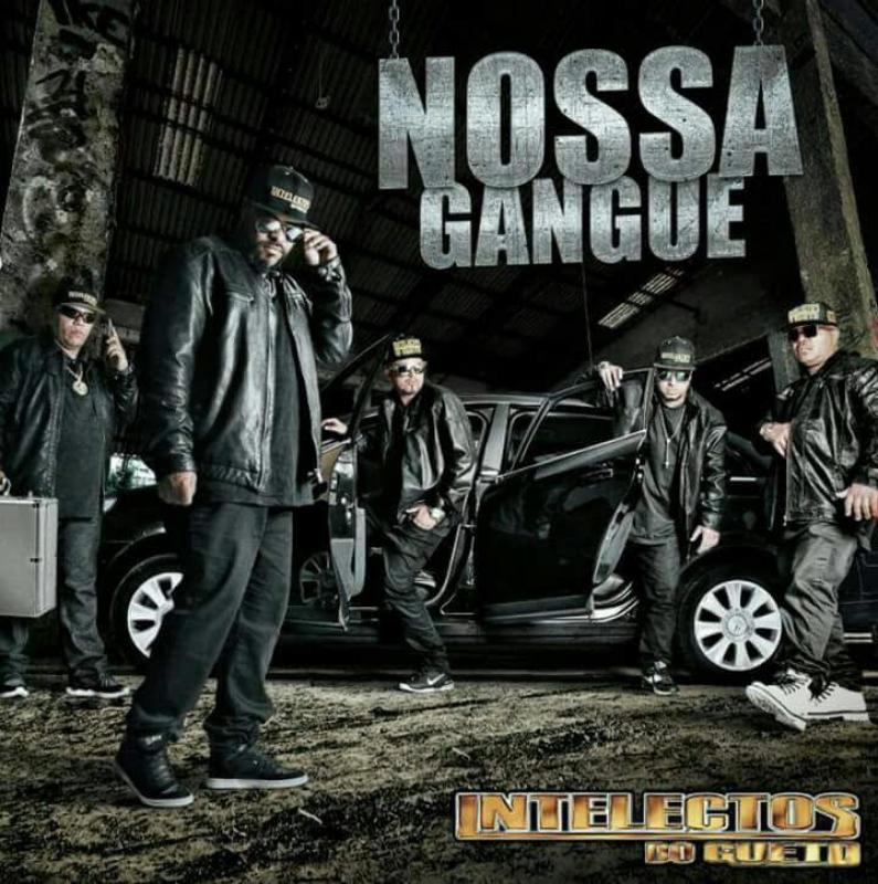 Intelectos Do Gueto - Nossa Gangue (CD)
