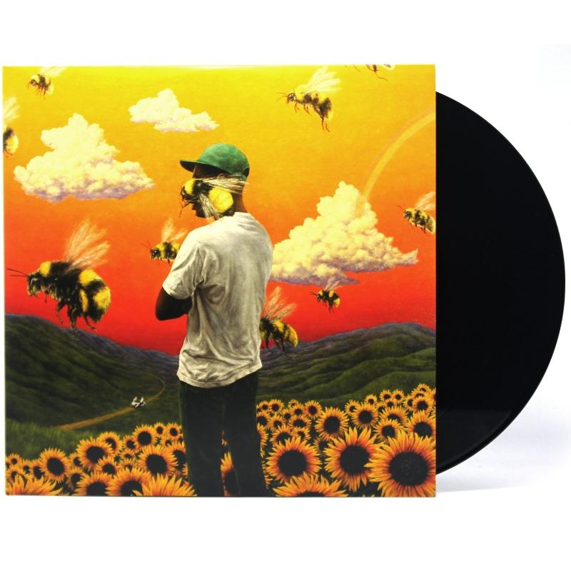 LP Tyler The Creator - Scum Fuck Flower Boy VINYL DUPLO LACRADO (889854690519)