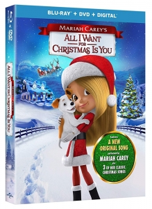 Mariah Carey - All Want DVD Bluray IMPORTADO
