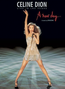 Celine Dion A New Day - Live In Las Vegas (DVD)
