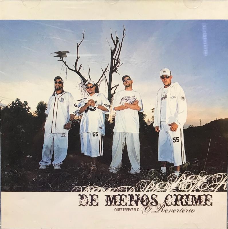 DE MENOS CRIME - O REVERTÉRIO (CD)