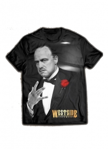 CAMISETA THE GODFATHER PODEROSO CHEFAO
