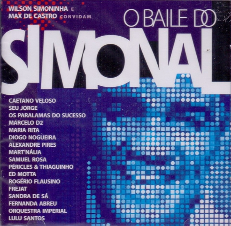 Wilson Simonal ‎- O Baile Do Simonal (CD)