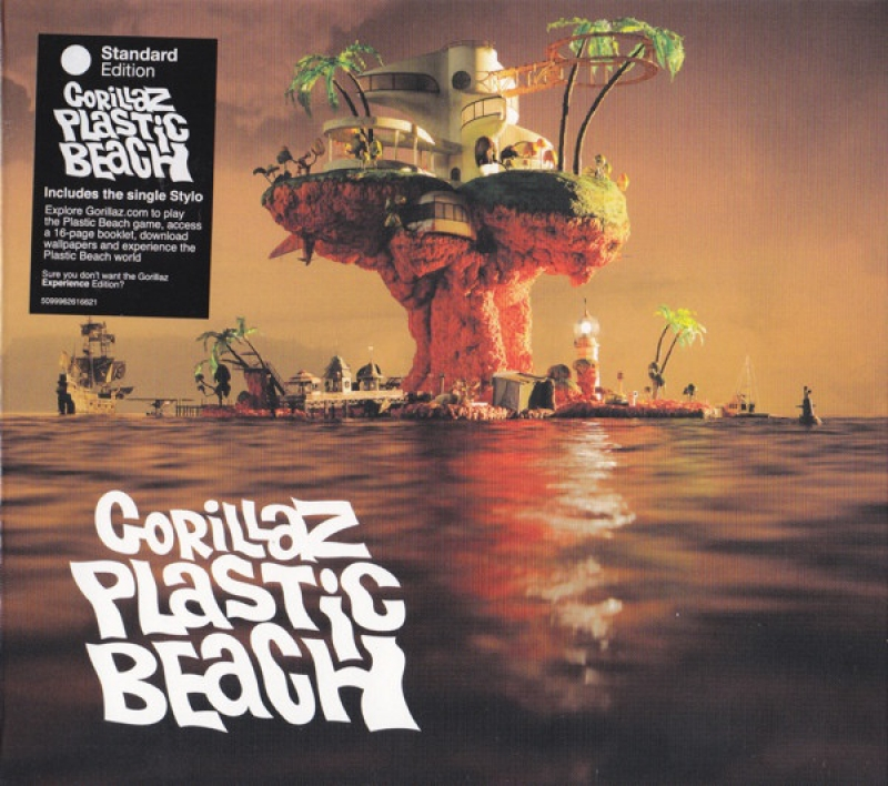 Gorillaz - Plastic Beach (CD)