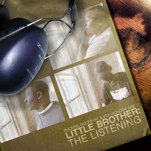 LP Little Brother - The Listening VINYL DUPLO IMPORTADO LACRADO