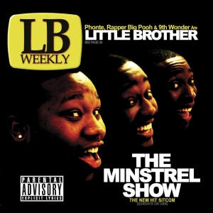 LP Little Brother - The Minstrel Show VINYL DUPLO IMPORTADO LACRADO