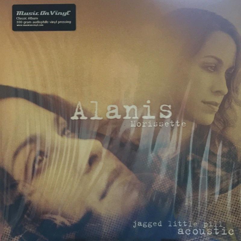 LP Alanis Morissette - Jagged Little Pill Acoustic VINYL DUPLO IMPORTADO 180 GRAMAS LACRADO