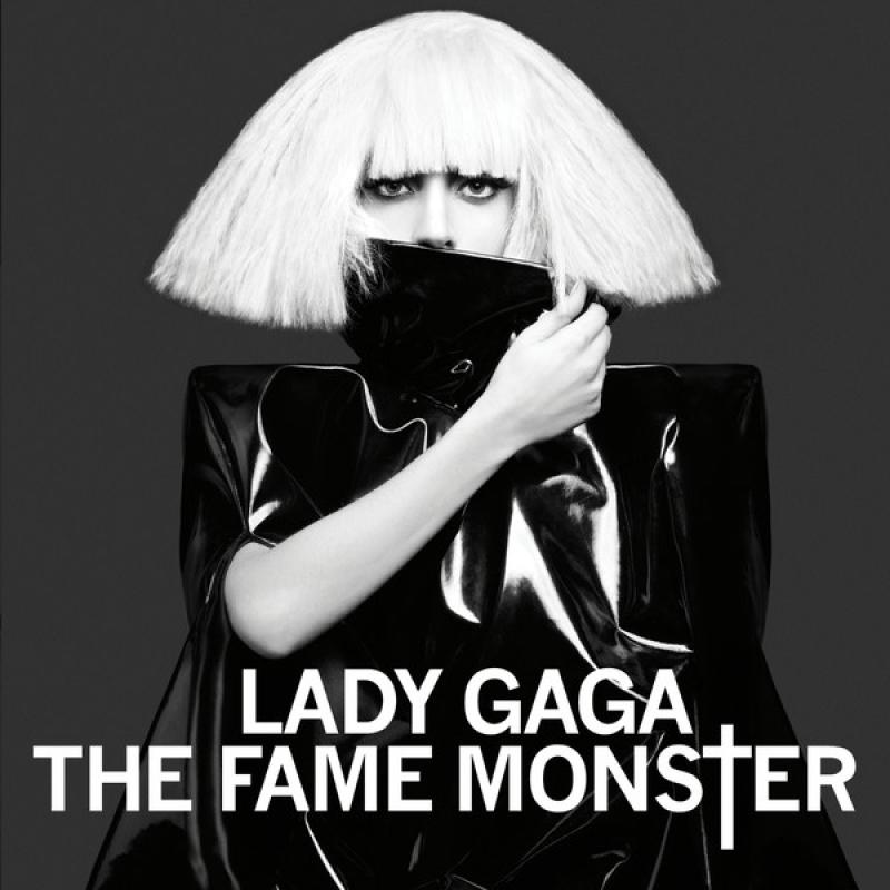 Lady GaGa - The Fame Monster CD DUPLO (IMPORTADO)