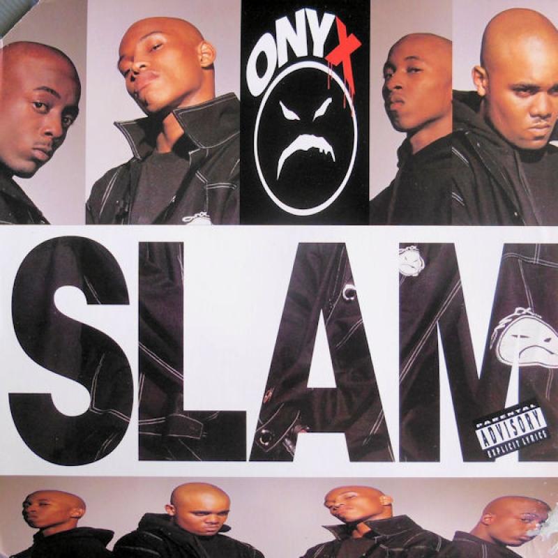 LP Onyx - Slam VINYL IMPORTADO