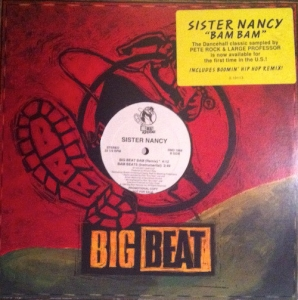 LP Sister Nancy ‎- Big Beat VINYL IMPORTADO