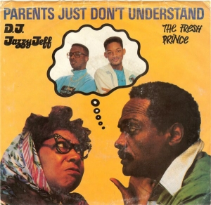 LP D.J. Jazzy Jeff & The Fresh Prince - Parents Just Dont Understand VINYL (SEMI NOVO)