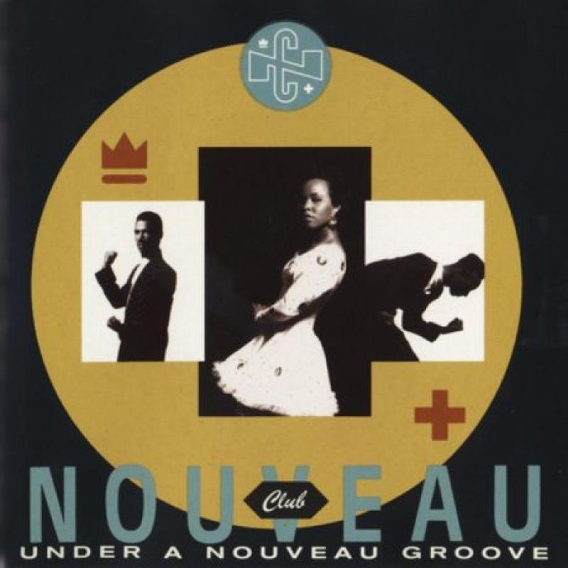 LP  Club Nouveau - Under A Nouveau Groove VINYL (SEMI NOVO)