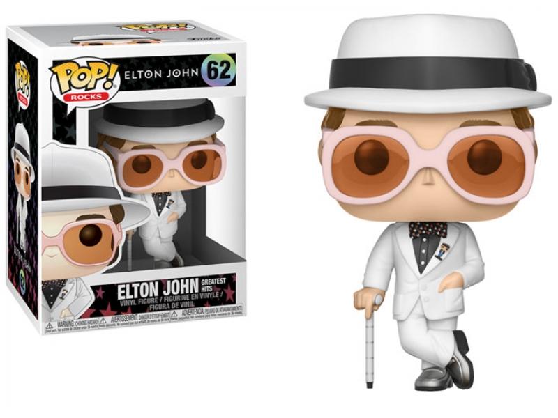 Boneco Elton John (Pop Rocks)