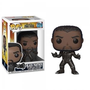 Boneco Black Panther (Pop Rocks)