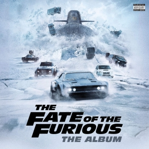 LP The Fate of the Furious The Album VINYL DUPLO IMPORTADO (LACRADO)