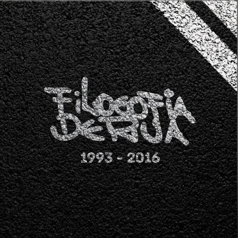 FILOSOFIA DE RUA - 1993 - 2016 (CD)