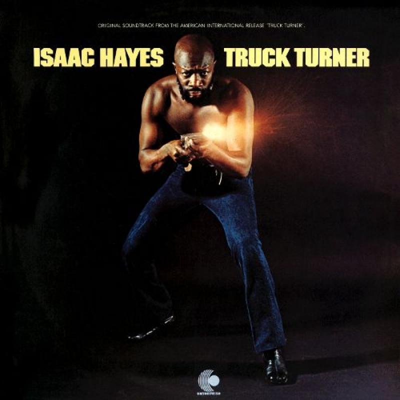 LP Isaac Hayes - Truck Turner VINYL DUPLO IMPORTADO LACRADO