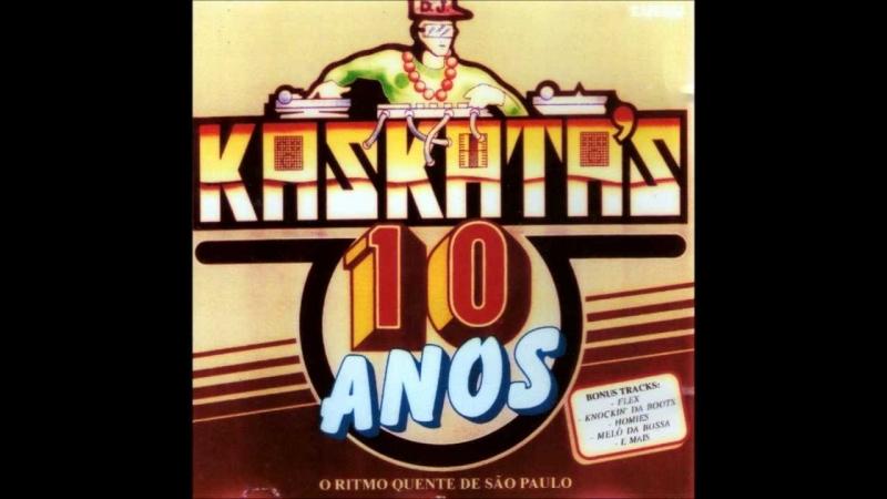Kaskatas 10 Anos Ritmo Quente De Sao Paulo (CD)