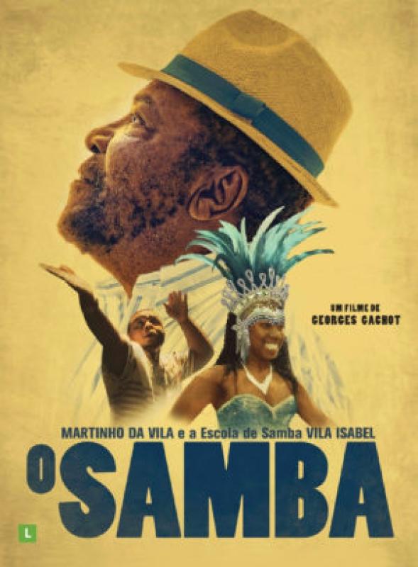Martinho da Vila - O Samba  Martinho da Vila e a Escola de Samba Vila Isabel (DVD)