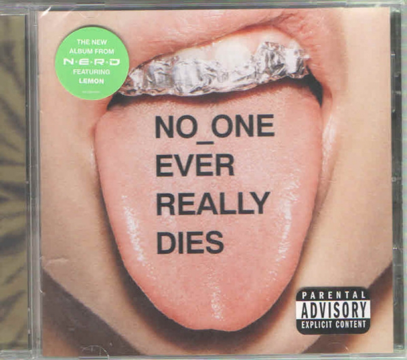 NERD - No One Ever Really Dies CD (IMPORTADO)