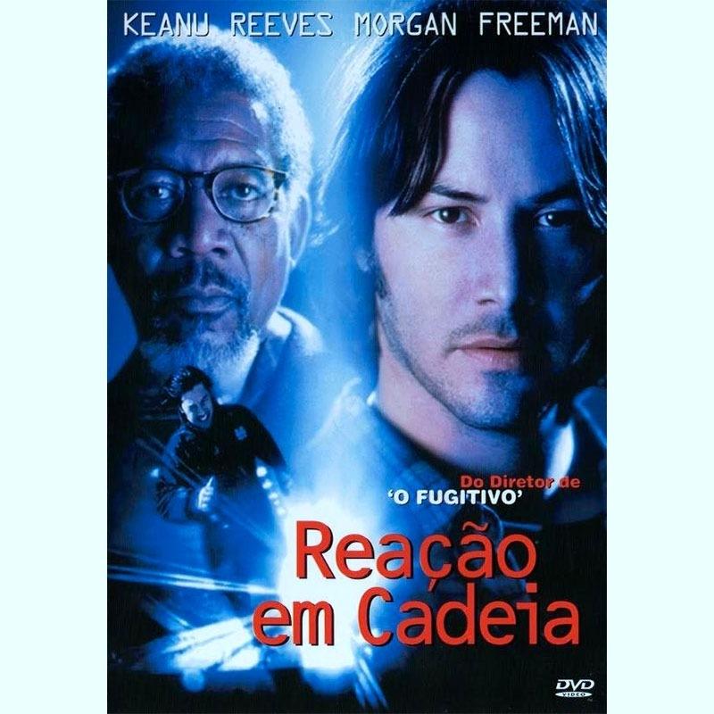 Reacao Em Cadeia O Fugitivo (DVD)