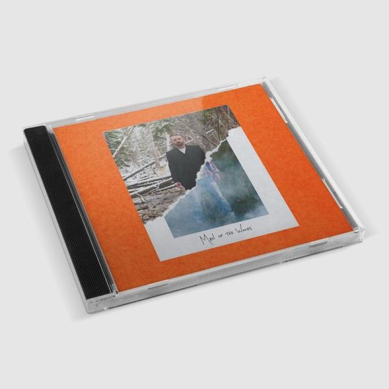 Justin Timberlake - Man Of The Woods CD NACIONAL