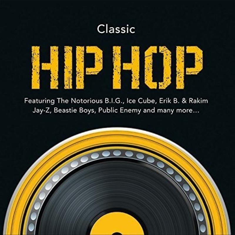 Classic Hip Hop - Box 3 Cds Importado