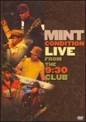 Mint Condition - Live  the 9:30 Club DVD