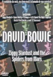 David Bowie - Ziggy Stardust And The Spiders  Mars (DVD)