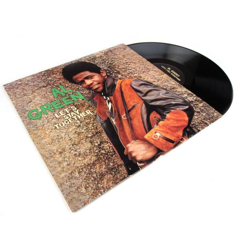 LP Al Green - Lets Stay Together VINYL (IMPORTADO) lacrado
